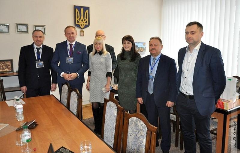 Z wizytą u ukraińskich partnerów