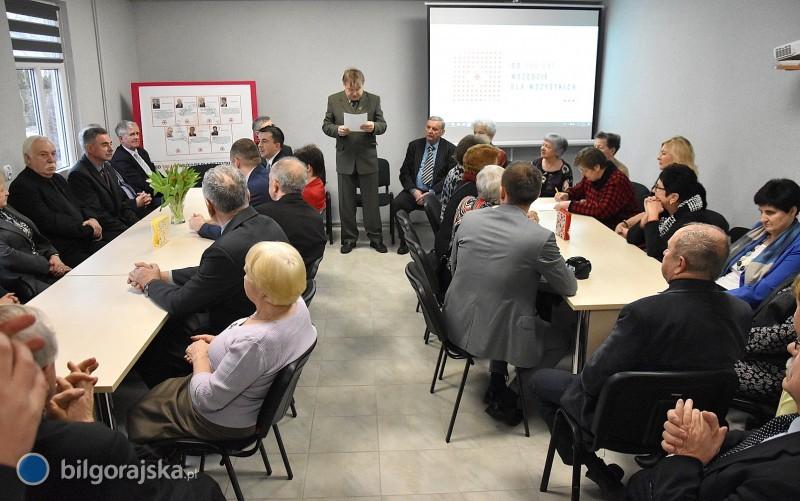 Świetlica dla seniorów PCK otwarta