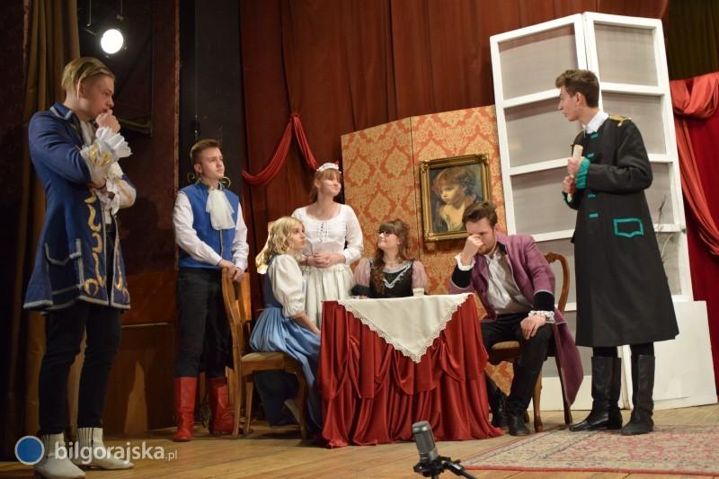 """""""Świętoszek"""" na tarnogrodzkiej scenie"""