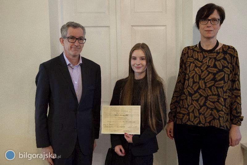 Ola wywalczyła nagrodę główną - miesięczny pobyt wUSA