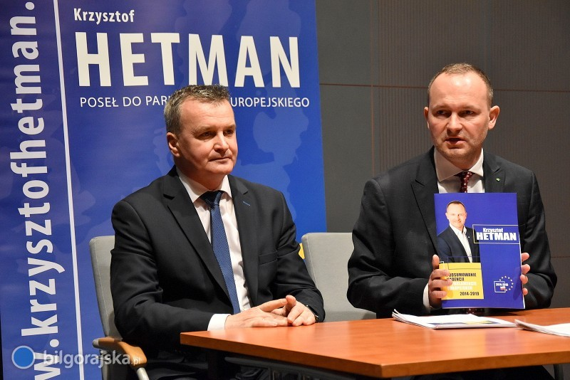 Krzysztof Hetman podsumowuje kadencję wPE