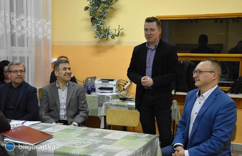Adam Balicki przewodniczącym Rady Osiedla Puszcza Solska
