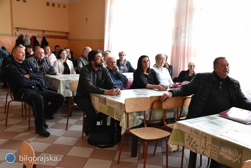 Zebranie Rady Osiedla Puszcza Solska