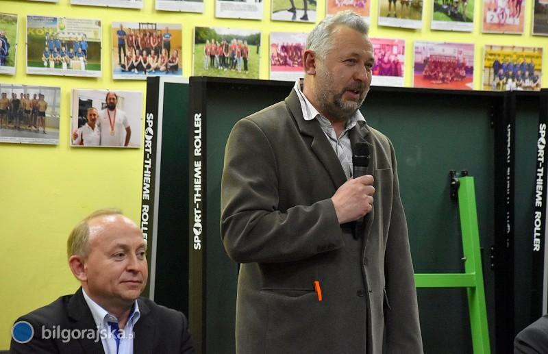 Piotr Buliński przewodniczącym Rady Osiedla Ogrody