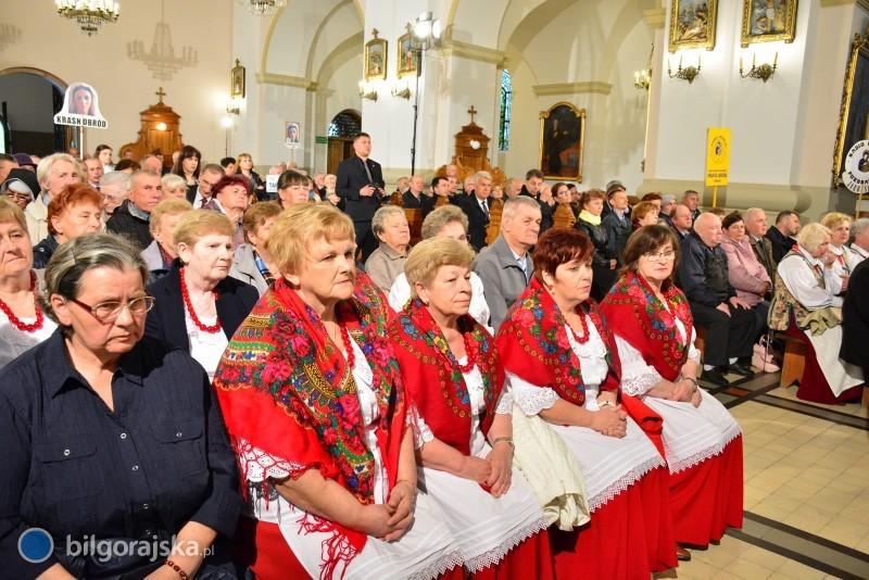 Spotkanie Rodziny Radia Maryja wBiłgoraju