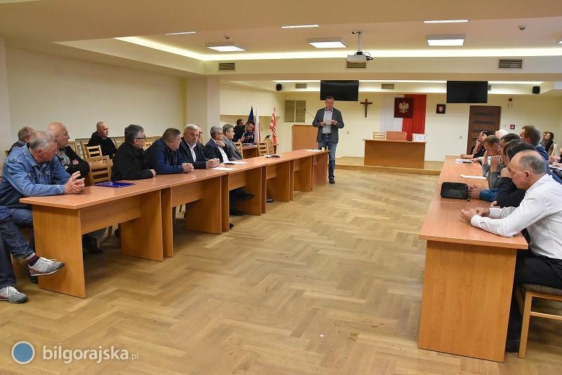 Zebranie Rady Osiedla Śródmieście