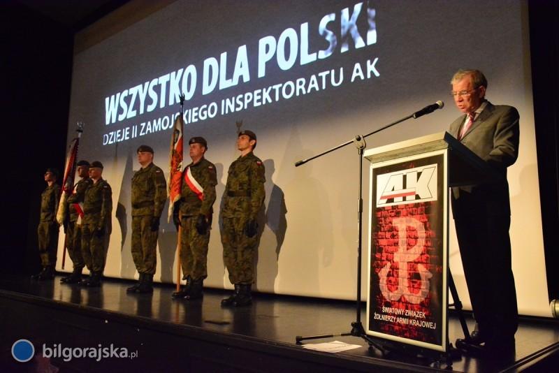 """""""Wszystko dla Polski. Dzieje II Zamojskiego Inspektoratu Armii Krajowej"""""""