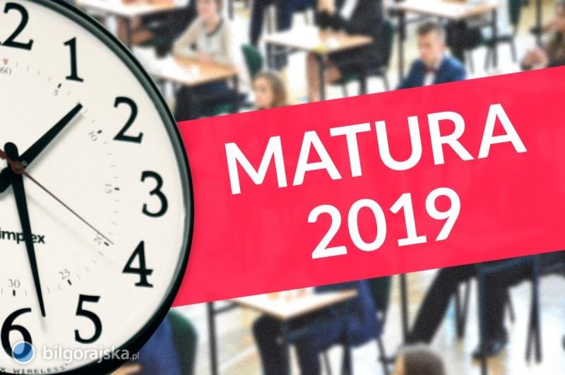 Maturalny maraton rozpoczęty