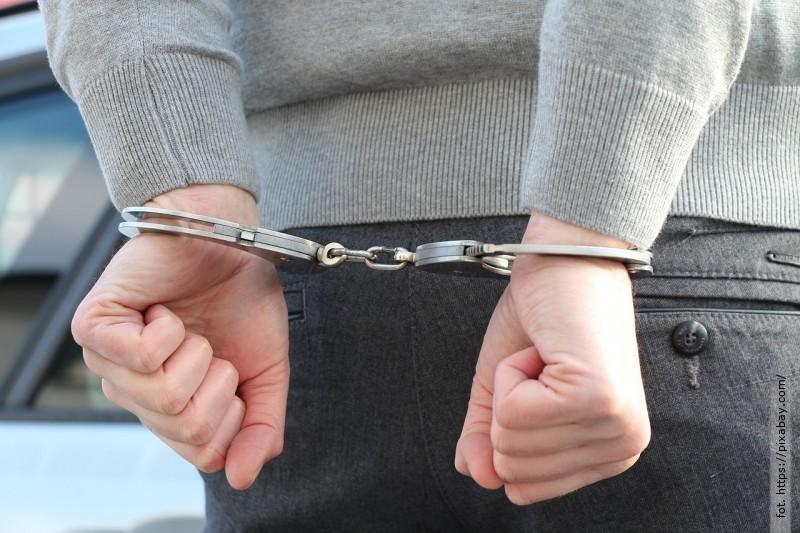 Łukasz B. zatrzymany przez niemiecką policję