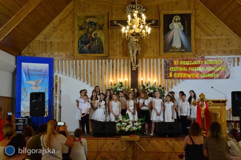 Śpiewali na cześć Maryi