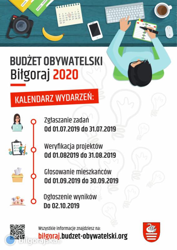Zgłoś swój pomysł wramach budżetu obywatelskiego