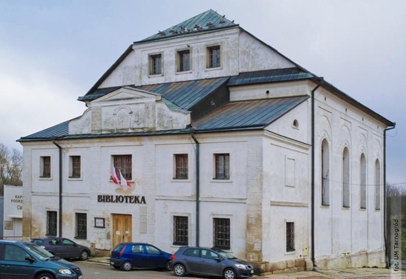 Prawie 2 mln zł na remont tarnogrodzkiej biblioteki
