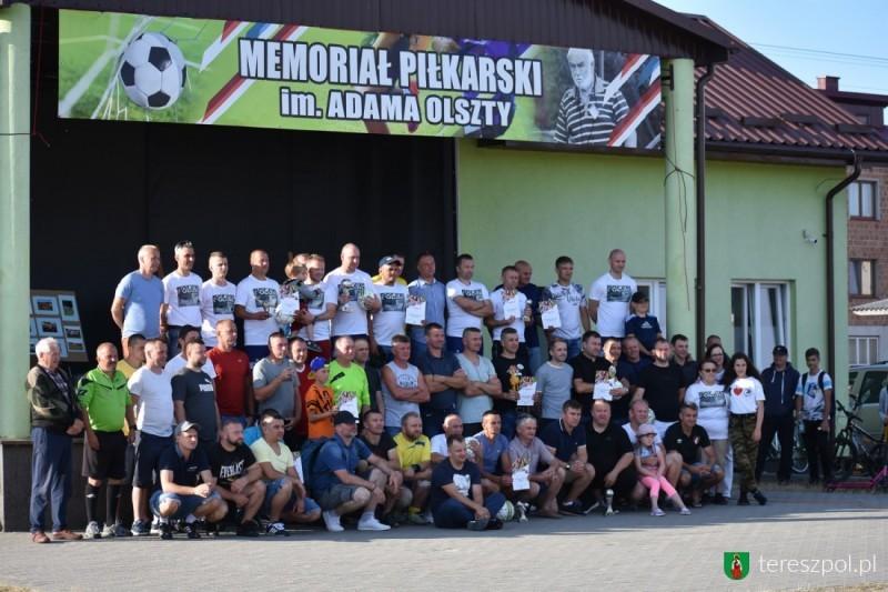II Memoriał Piłkarski im. Adama Olszty