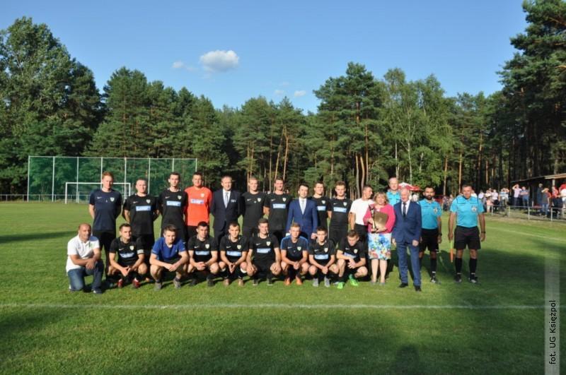 Tanew Majdan Stary zdobywcą Pucharu Starosty