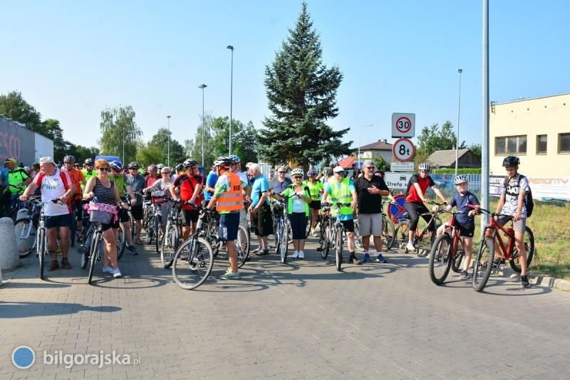 Rajd rowerowy na Wzgórze Polak