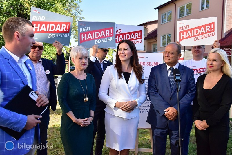 Koalicja Obywatelska rusza zkampanią wyborczą