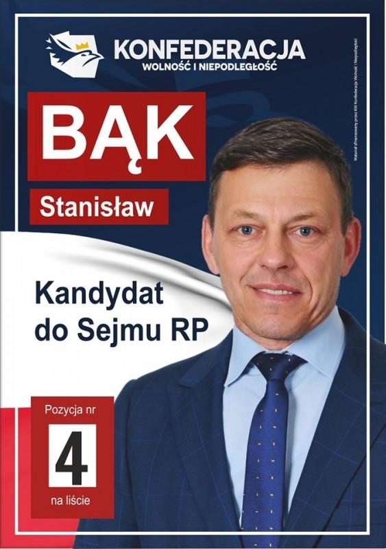 Kolejny kandydat na posła zBiłgoraja