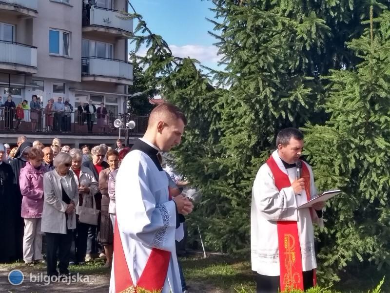 """Biłgoraj dołączył do akcji """"Polska pod krzyżem"""""""