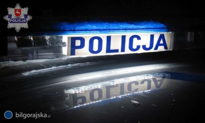 Pijany policjant spowodował kolizję [AKTUALIZACJA]