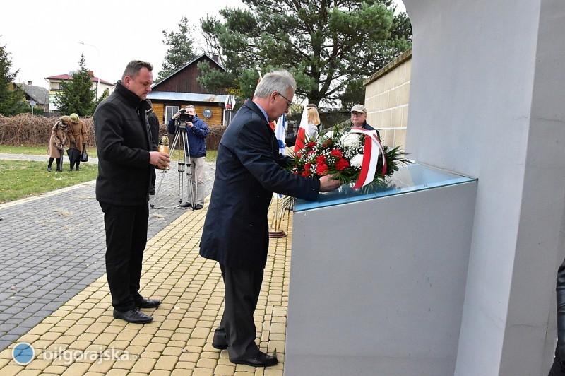 77. rocznica zagłady biłgorajskich Żydów