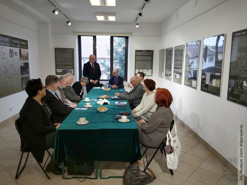 Rada Muzeum Ziemi Biłgorajskiej znowym przewodniczącym