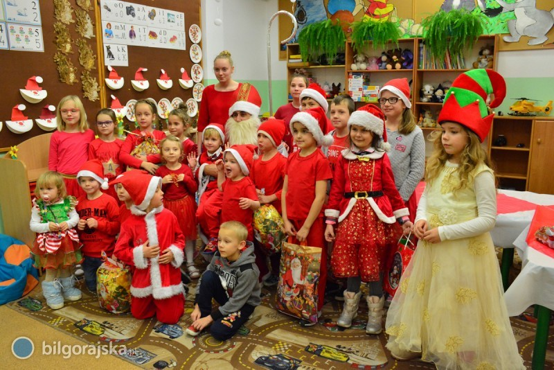 Festyn Mikołajkowy dla Igi