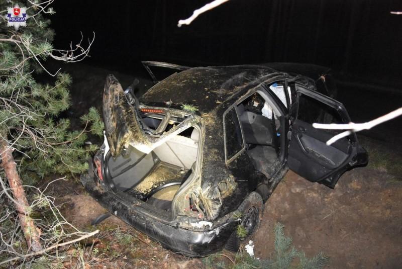 Śmiertelny wypadek na ul. Motorowej