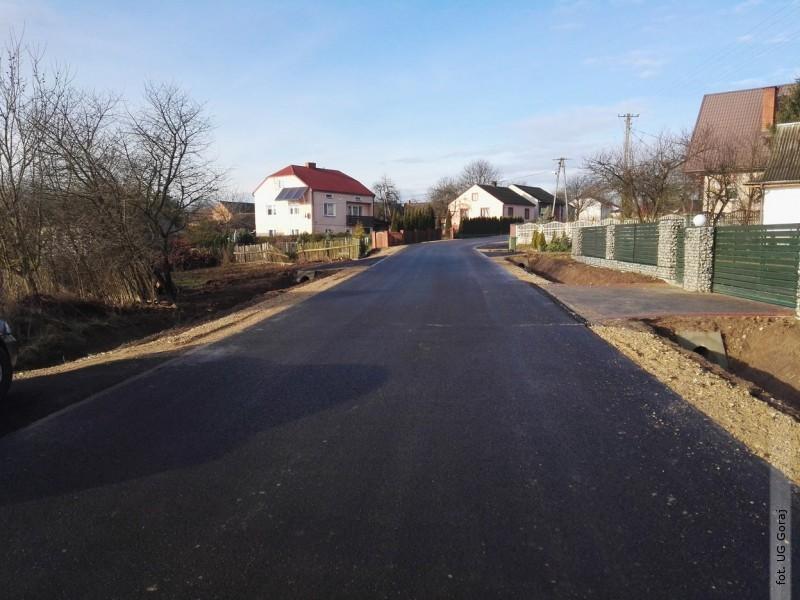 Przebudowa dróg za 1,37 mln zł