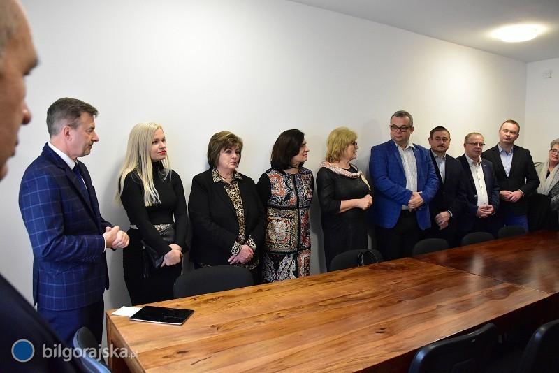 Biuro poselskie Krzysztofa Grabczuka otwarte
