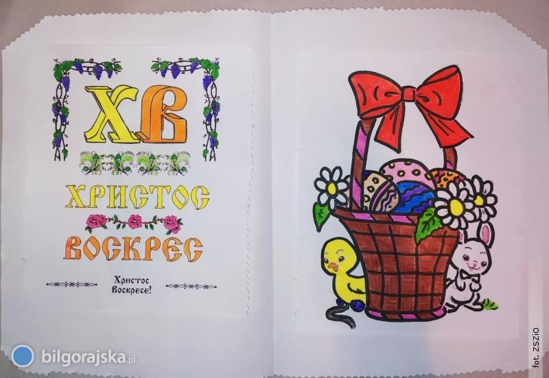 Zdalny konkurs wielkanocny zjęzyka rosyjskiego