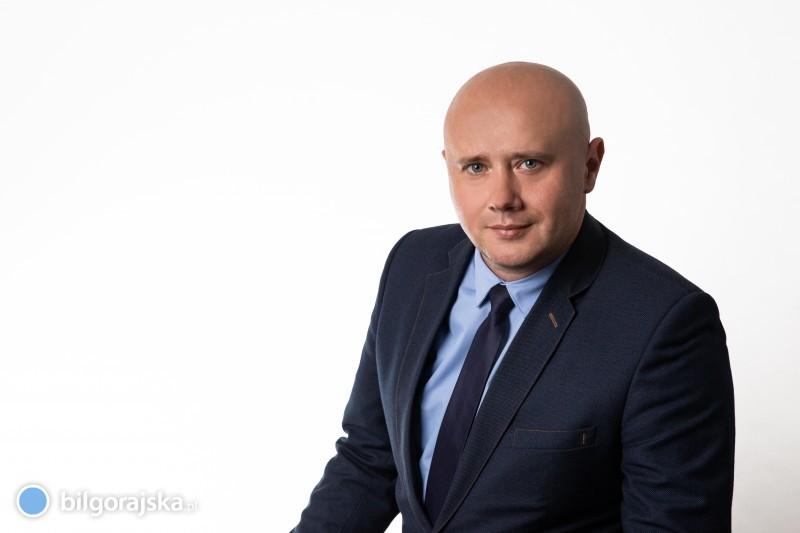 Marcin Kulig p.o. dyrektora zamojskiego WORD