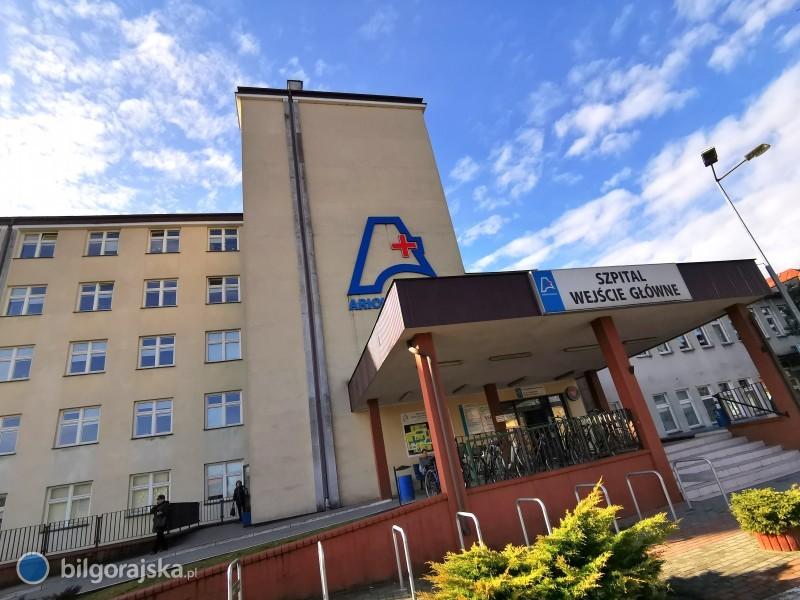 Wśród pracowników biłgorajskiego szpitala jest przypadek koronawirusa?