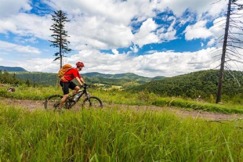 Tatry na rowerze - super przygoda