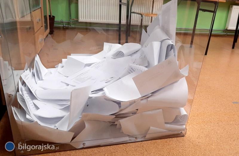 II tura wyborów - komunikat dla mieszkańców