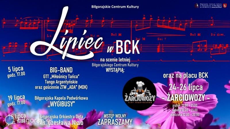 W BCK ruszają koncerty