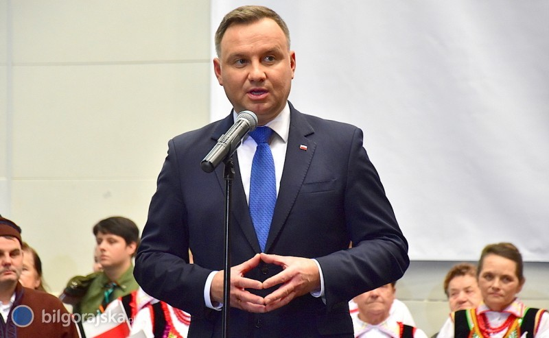 Powiat postawił na Dudę. 75% głosów na urzędującego prezydenta