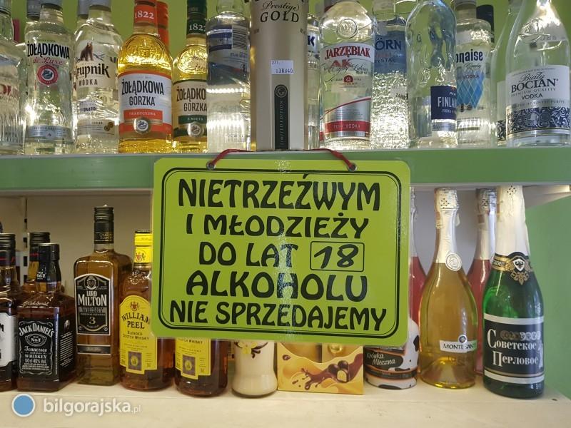 Komisja Rozwiązywania Problemów Alkoholowych apeluje do sprzedawców