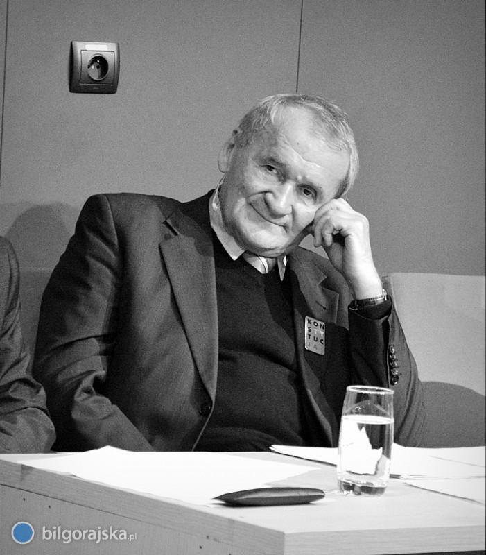 Zmarł Henryk Wujec
