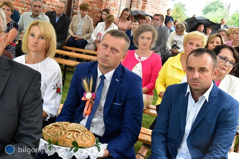 Gmina Księżpol dziękowała za plony