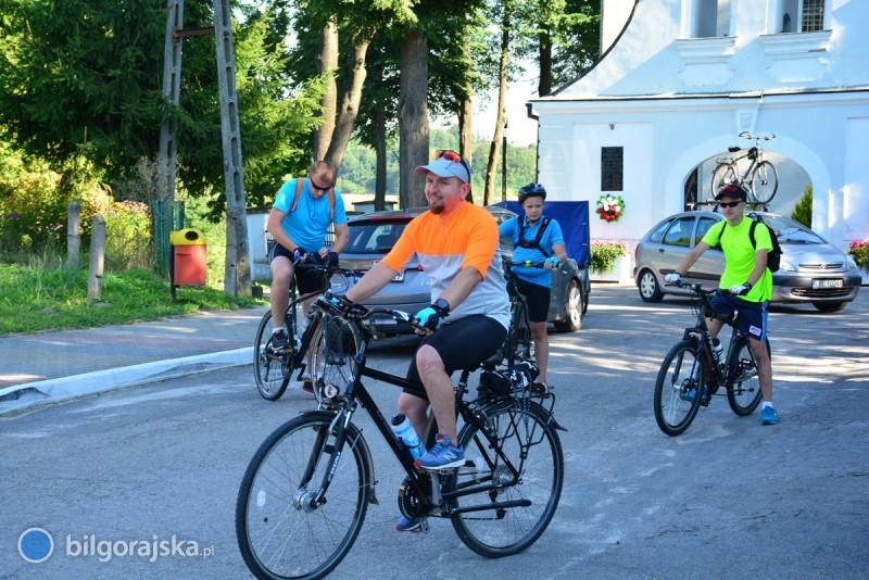 Rowerami do św. Bartłomieja