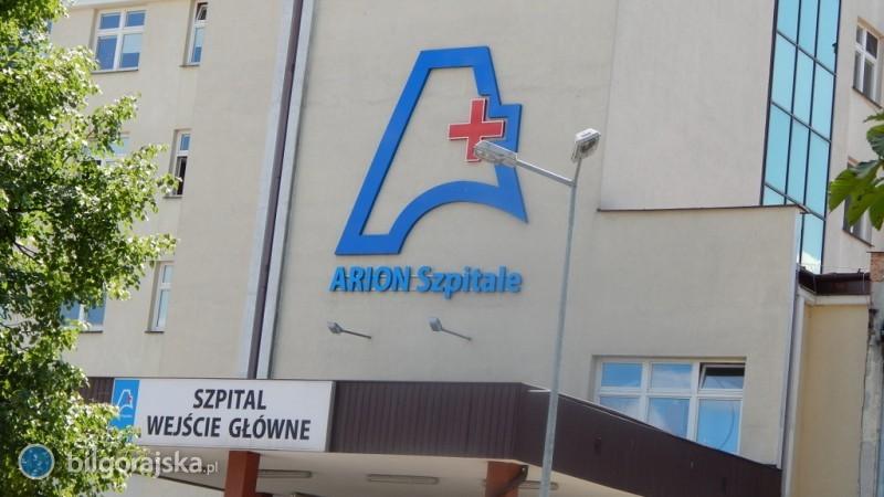 W biłgorajskim szpitalu zmarła kobieta zakażona SARS-CoV-2