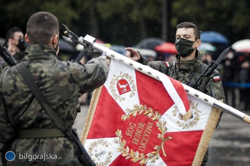 Przysięga ipromocja wświęto Terytorialsów