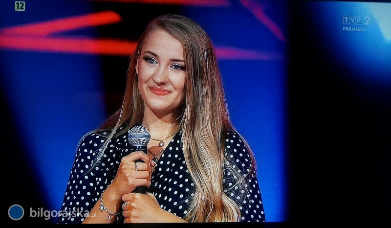 """Michalina zachwyciła jurorów """"The Voice of Poland"""""""