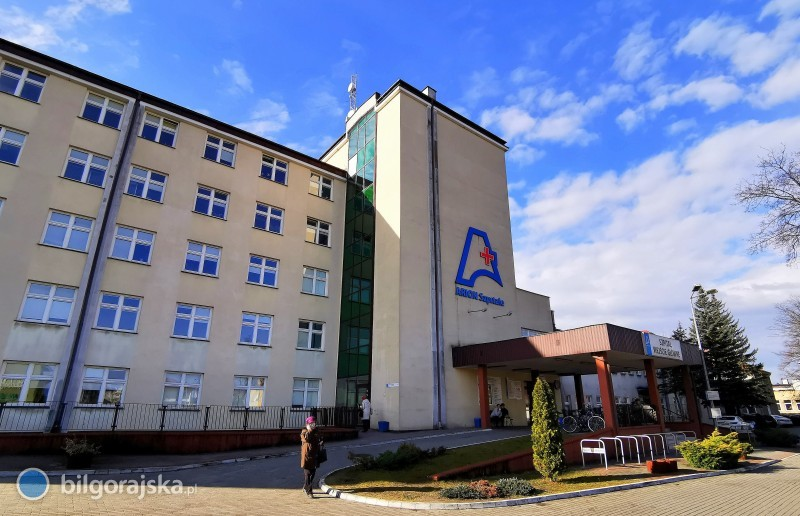 Nowe ognisko koronawirusa wszpitalu