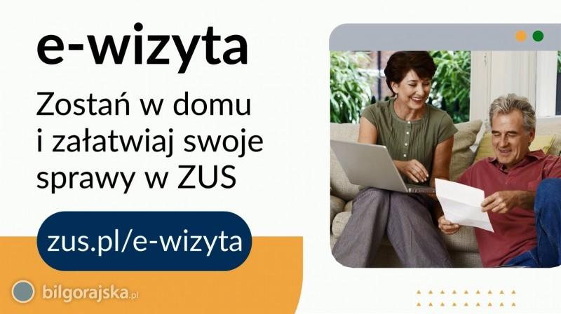 Ruszają e-wizyty wZUS