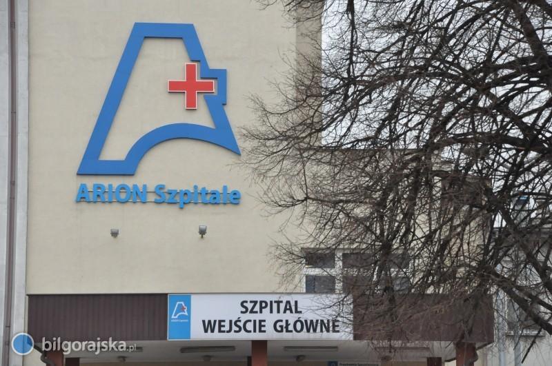Koronawirus na oddziale wewnętrznym biłgorajskiego szpitala iwDPS