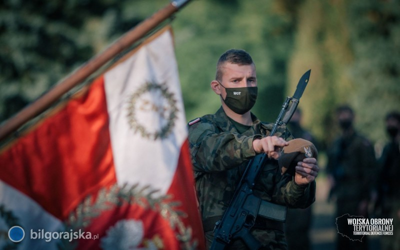 Trwa rekrutacja do terytorialnej służby wojskowej