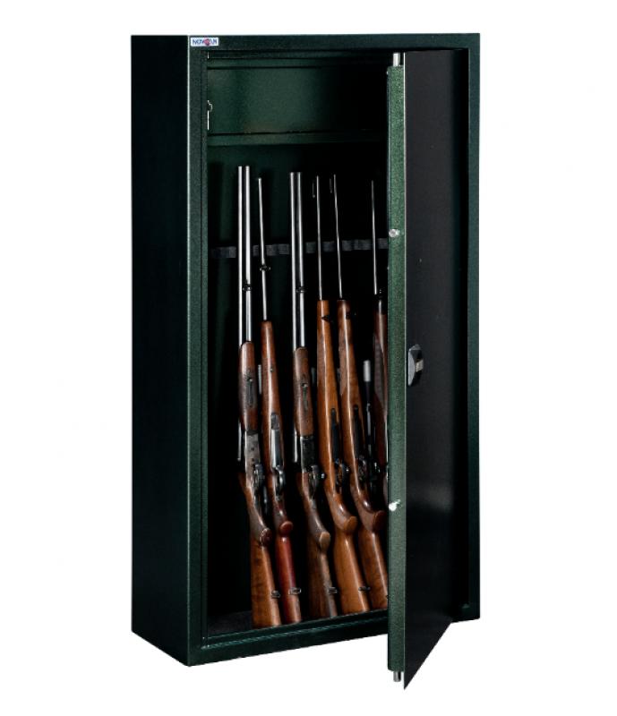 Jak we właściwy iodpowiedzialny sposób przechowywać broń palną?