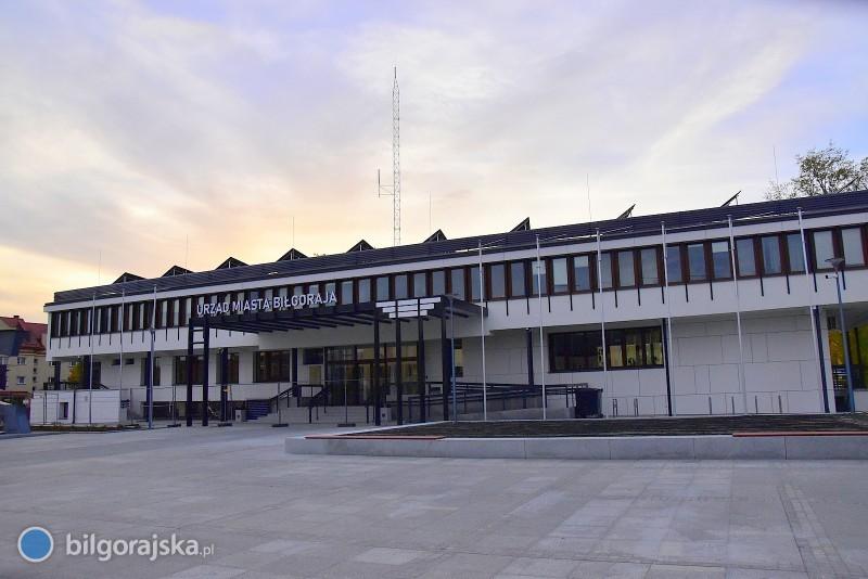 Przebudowa budynku Urzędu Miasta za ponad 2,5 mln zł zakończona