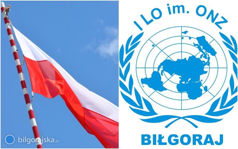 """Sukcesy uczniów ILO im. ONZ wKonkursie Historycznym """"Wolna-Niepodległa"""""""